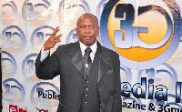 Rev. Osei Kofi