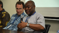 Director of West Africa Centre for Cell Biology of Infectious Pathogens, Professor Gordon Awandere