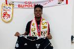 Ghana's Victor Asamoah joins Spanish club CD Bupolsa