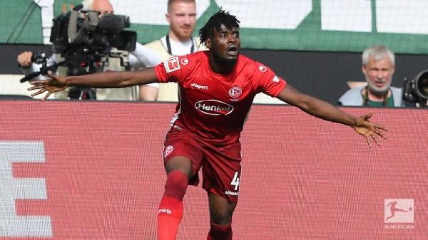 Black Stars defender Kasim Nuhu Adams