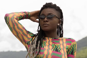Ahoufe Patri releases another 'bad girl' photo