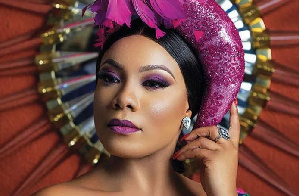 Zynell Lydia Zuh is an award winning Ghanaian actress and a fashionista