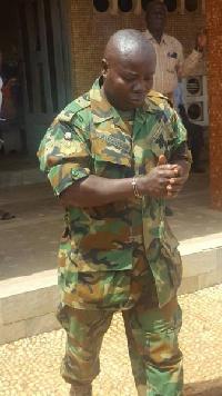 Sergeant Seth Alloryitoh