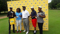 About 100 golfers from various clubs in the country are expected to grace the event