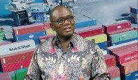 Dr. Vitus Anaab-Bisi, General Manager of Health Services at the Ghana Ports Harbours Authority