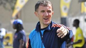 Uganda coach Milutin 'Micho' Sredojevic