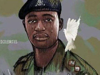 Today marks one year since the death of  Major Maxwell Adam Mahama