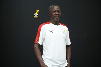 Black Starlets head coach, Ben Fukuo