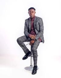 Sound Engineer and Music Producer, Joseph Kwame Addison