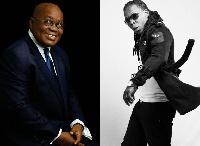Akufo-Addo and Edem