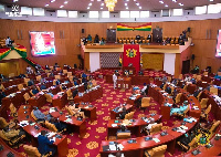 The Parliament of Ghana