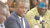 CEO of Vokacom, Nana Osei Afrifa