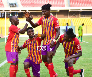This is the second win for Hearts of Oak since the depature of Kosta Papic