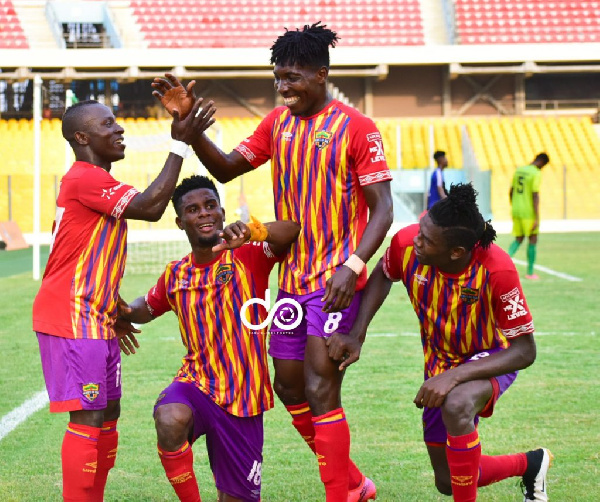 I will be satisfied after winning the league - Hearts of Oak coach