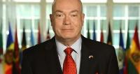US Ambassador to Ghana, Robert P. Jackson