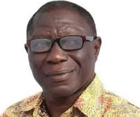 Ho Municipal Chief Executive,  Prosper Pi-Bansah