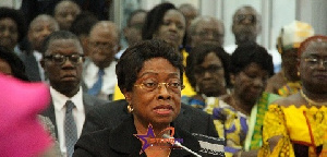 Chief Justice Sophia Akuffo