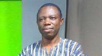 Daniel Ashiamah, Member of Parliament for Baika Buem