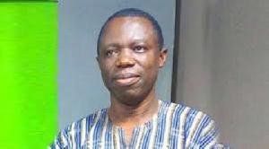 Former Buem MP, Daniel Kosi Ashiamah