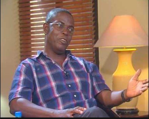 Editor of the Insight Newspaper, Kwesi Pratt