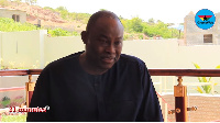 Ekwow Spio-Garbrah, Presidential Aspirant of the National Democratic Congress (NDC)