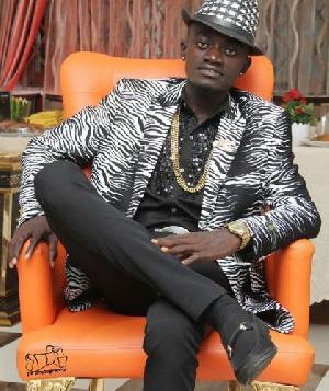 Popular Kumawood actor and musician, Kojo Nkansah