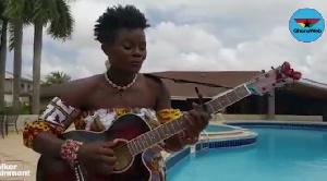 Ghanaian female musician, Wiyaala