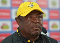 Paa Kwesi Fabin, Black Starlets coach