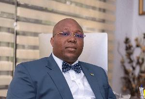 Chief Executive Officer of Group Ideal, Nii Kotei Dzani