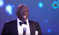 Chief Executive Officer for Dar es Salaam Group of Companies, Alhaji Yusif Ibrahim
