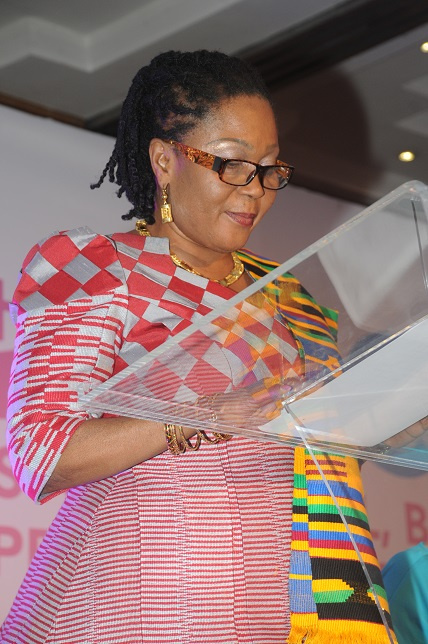 First Lady, Lordina Mahama
