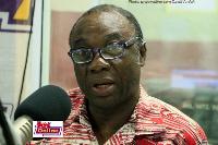 Former Power Minister, Dr Kwabena Donkor