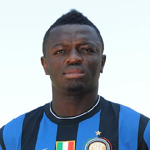Former Ghana International, Sulley Ali Muntari