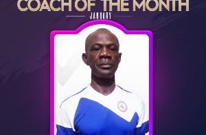 Berekum Chelsea coach Asare Bediako
