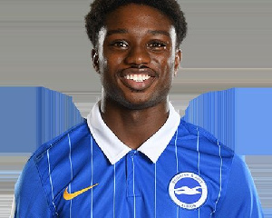 Tariq Lamptey was born to Ghanaian parents in England