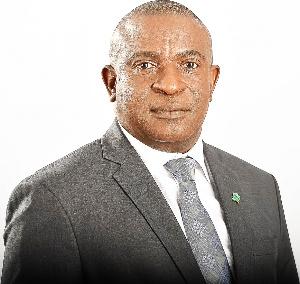 Sheikh Jobe, Chief Operating Officer