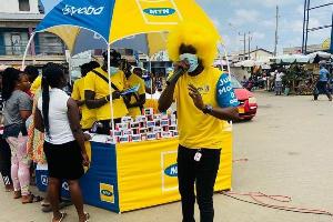 MTN is Ghana's biggest mobile telecommunication operator
