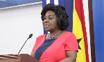 Sanitation Minister, Cecilia Abena Dapaah