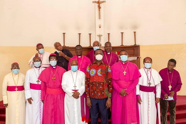 Dr Adutwum announced this when he paid a courtesy call on the Anglican Bishops Conference