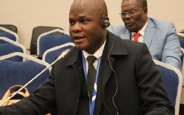 Ahmed Ibrahim, MP, Banda