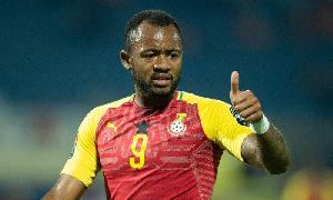 Black Stars striker, Jordan Ayew