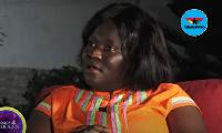 Human Resource practitioner, Francisca Ashong
