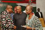 Asiedu Nketiah, John Mahama And Ofosu Ampofo