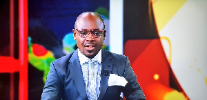 Henry Asante Twum, GFA Communications Director