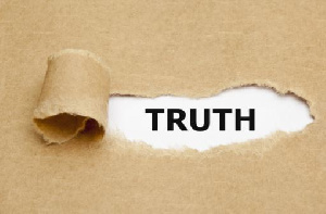 Politicians and religious leaders nowadays are telling half-truths and getting away with it