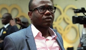Former Ghana Football Association (GFA) president, Kwesi Nyantaky