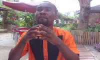 Razak Kojo Opoku has officially joined the NPP