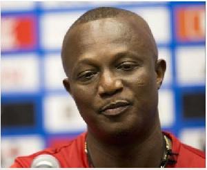 Kwesi Appiah Sudan FC