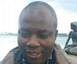 George Mensah Okley2