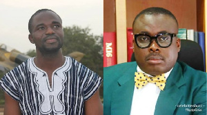 Manasseh Azure Awuni and Paul Adom-Otchere